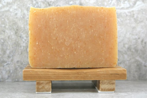 Lemon orchard soap bar