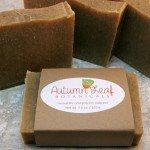 Herbal life cold process soap bar