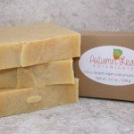 Citrus delight vegan cold process soap bar