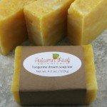 Tangerine dream soap bar