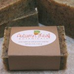 Zesty wake-up cold process soap bar