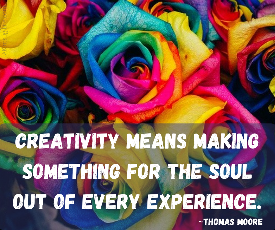 Creating for the soul