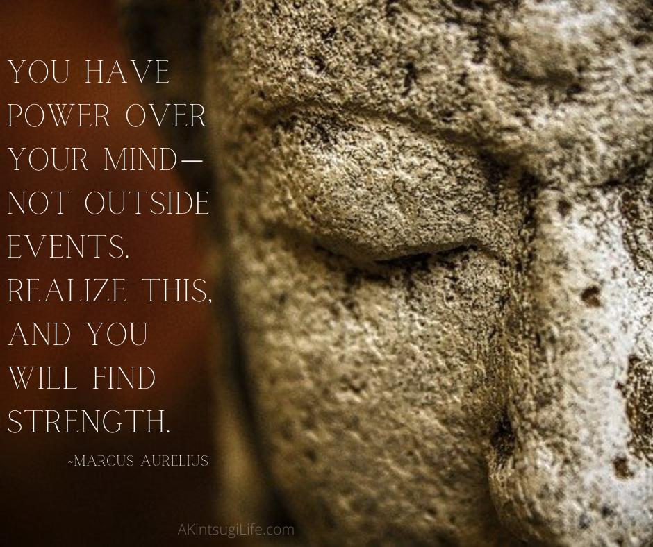 The origin of strength