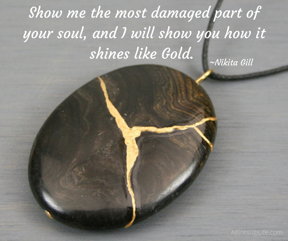 Shines like gold