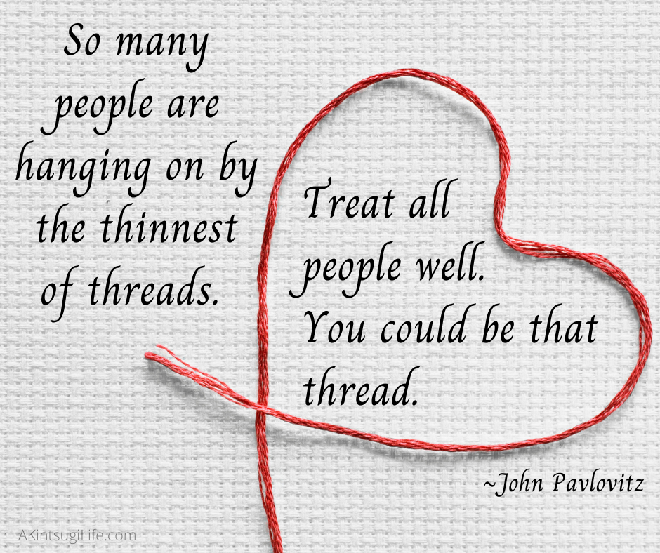 You could be that thread