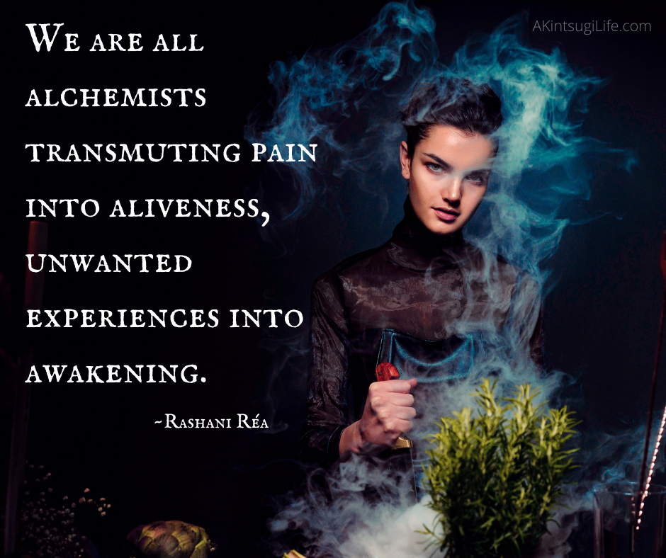 We are all alchemists